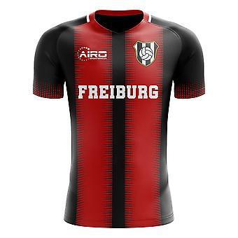 2020-2021 Freiburg Home Concept Football Shirt - Kids