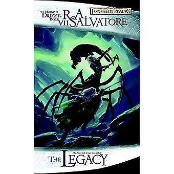 The Legacy (Forgotten Realms Novel: Legend of Drizzt) (Forgotten Realms Novel: Legend of Drizzt)