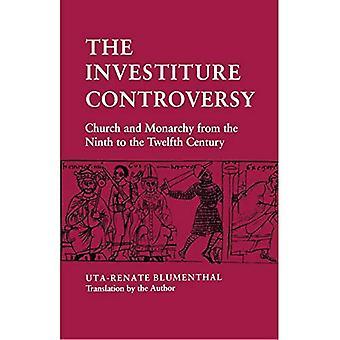 Investituurariita: Kirkon ja monarkia yhdeksännen kahdennentoista vuosisadan (keskiajalla-sarja)