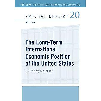 The Long-term International Economic Position of the United States: Special Report 20