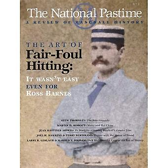 The National Pastime, Volume 20: A Review of Baseball History