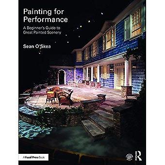 Peinture pour le rendement: un débutant s Guide to Great peint des paysages