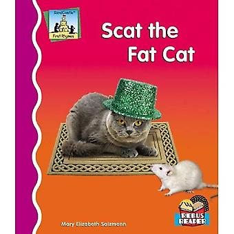 Scat the Fat Cat (SandCastle: First Rhymes)