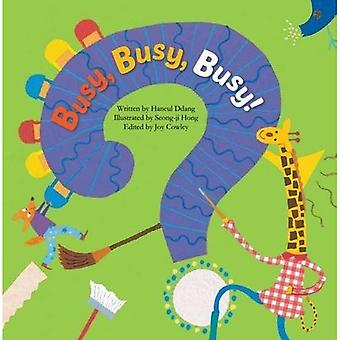 Busy, Busy, Busy!: Pattern (Math Storybooks)