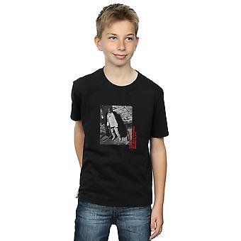 Pahamaineinen isojen poikien ruoko kuva t-paita