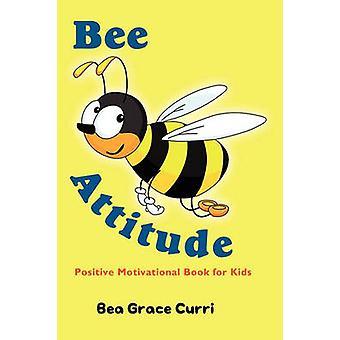Atitude A de abelha positivo livro motivacional para crianças por Curri & Bea Grace
