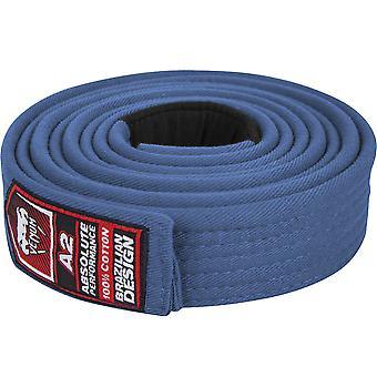 Venum adulto Unisex BJJ Jiu Jitsu Gi Belt - azul - mma