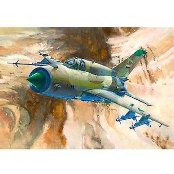 Mister Craft 1: 72 MiG-21MF 'Tomcat Killer'