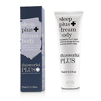 This Works Sleep Plus Dream Body - 75ml/2.5oz