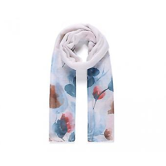 Intrige Womens/Ladies Painted Effect Print Scarf