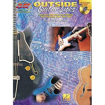 Outside Guitar Licks by Jean Marc Belkadi - 9780634045912 Book