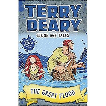 Stone Age Tales - The Great Flood by Terry Deary - 9781472950406 Book