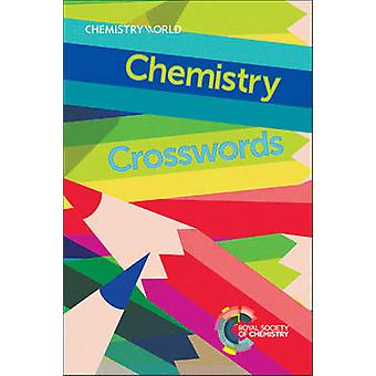Chemistry Crosswords by Paul Board - Royal Society of Chemistry - 978