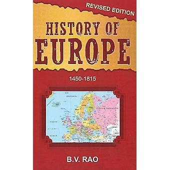 History of Europe by B. V. Rao - 9788120789852 Book