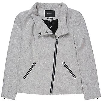 Maison Scotch Wool Blend Biker Jacket