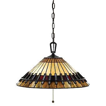Chastain taklampa med 3 lampor