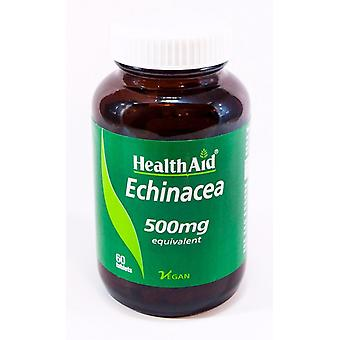 Health Aid Echinacea 500mg  Equivalent 60 Tablets