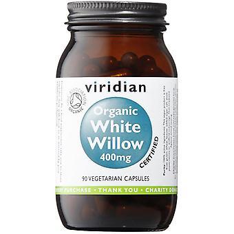 Viridian Bio weiße Weide 400mg Veg Caps 90 (977)