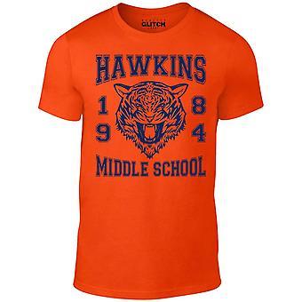 Män ' s Hawkins Middle School t-shirt