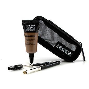 Make Up For Ever Aqua Brow Kit - #15 Blond - 7ml/0.23oz