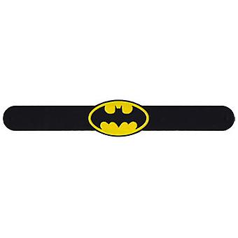 Armband-DC Comics-Batman ovaal logo slap bands slap-DC-0001
