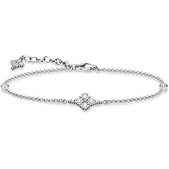 Thomas Sabo Bracelets link Silver Woman - A1824-643-14-L19v
