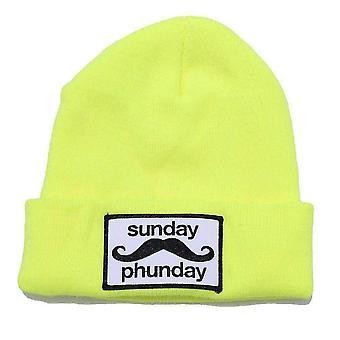 Team phun sunday phunday beanie yellow