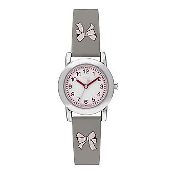 s.Oliver Watch Silicone Ribbon Watch Kids Girl SO-3914-PQ