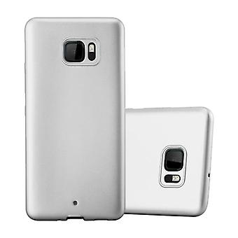 Cadorabo Case for HTC U ULTRA case case cover - Mobile TPU Silicone Phone Case - Silicone Case Protective Case Ultra Slim Soft Back Cover Case Bumper