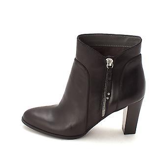 Adrienne Vittadini Womens TAKI Cap Toe Ankle Fashion Boots