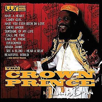 Dennis Brown - Crown Prince [CD] USA import