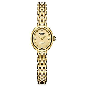 Rotary | Dames vergulde armband | LB05151/03/D Watch