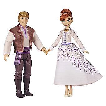 冷凍2ロマンス2パック - アンナ&クリコフ人形