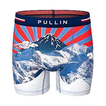 Pullin Printed Cotton Fashion Rising Sun Underwear