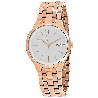 DKNY Women's Park slope Silver  Dial Watch - NY2383