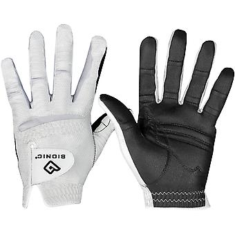 Bionic Men's Cadet Left Hand Relax Grip 2.0 Golf Glove - Black