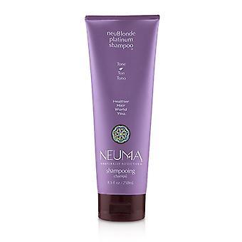 Neuma Neublonde Platinum Shampoo - 250ml/8.5oz