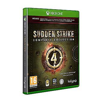 突然のストライク 4 コンプリート コレクション Xbox 1 ゲーム