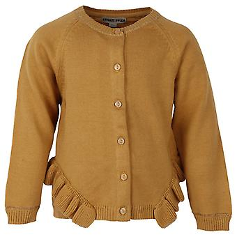 Small Rags meisjes cardigan Harvest Gold