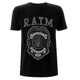 Rage vastaan kone tappaa nimi XX virallinen T-paita