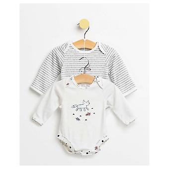 The Essential One Unisex 2 Pack Woodland Bodysuits