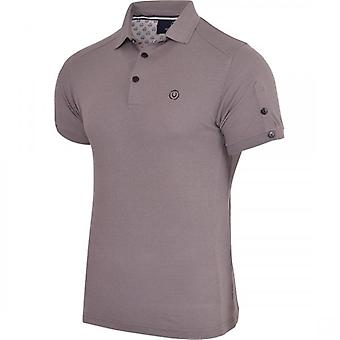 Duck and Cover Duck And Cover Polo Shirt Collared Luxury Cotton T Shirt Short Sleeved Logo Top