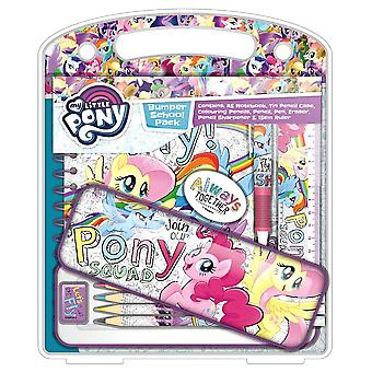 My Little Pony Comic Compact Bumper School Pack