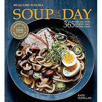 Soup of the Day by Kate McMillan - 9781681881393 Book