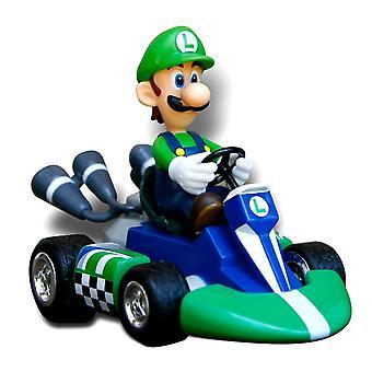 Nintendo Mario Kart Pull-back Racers Luigi Car 12cm