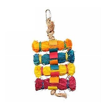 Tropican Hari Lacitos de Colores de Forraje (Birds , Toys)