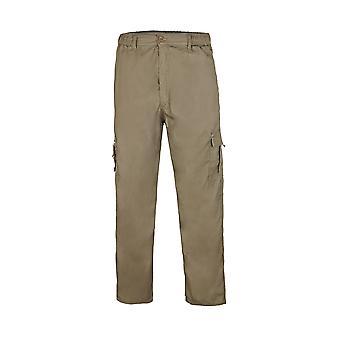 KRISP Multi Pocket Cargo Trousers