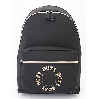 BOSS Athleisure Pixel Backpack - Black