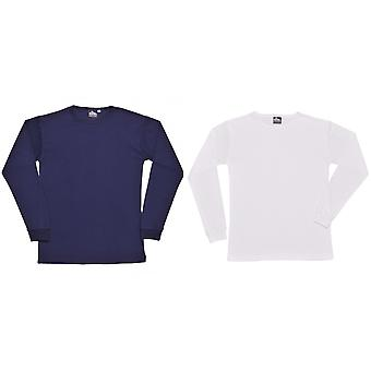 Portwest Mens Thermal Underwear Long Sleeved T-Shirt (B123)