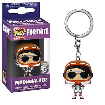 Funko Pocket Pop! Sleutelhanger Fortnite - Moonwalker Figuur
